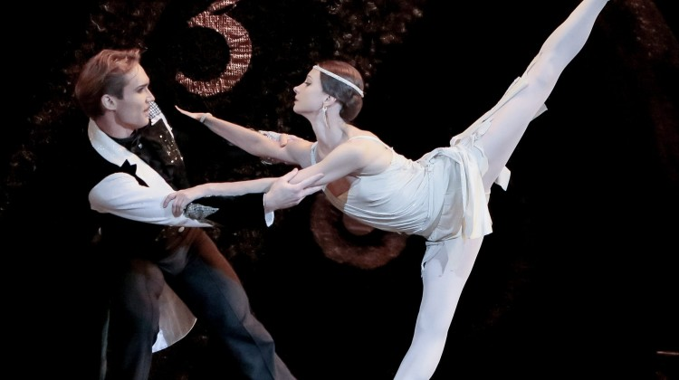 THE FAMOUS BOLSHOI BALLET