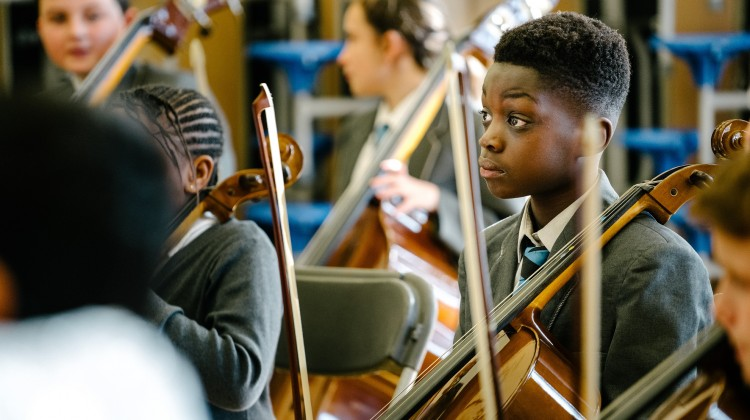 LEEDS YOUNG MUSICIANS TO PERFORM AT WORLD PREMIERE
