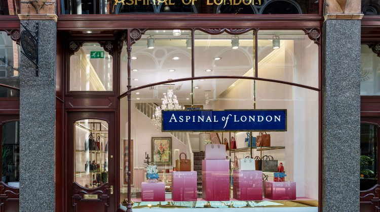 ASPINAL OF LONDON OPENS NEW STORE IN LEEDS!