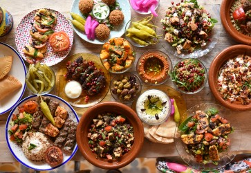 A TASTE OF LEBANON