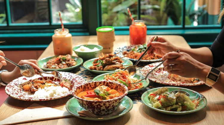 A TRUE TASTE OF THAILAND