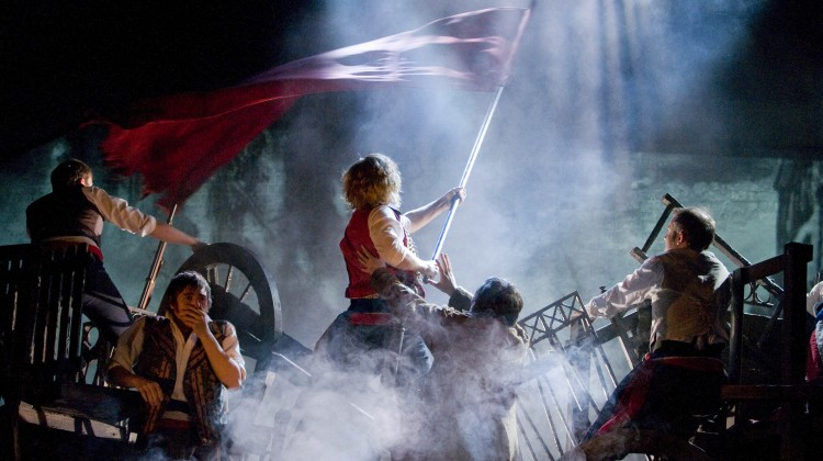 LES MISERABLES COMES TO THE GRAND