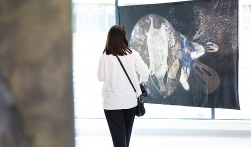 NEW GALLERY GIVES A CREATIVE BOOST