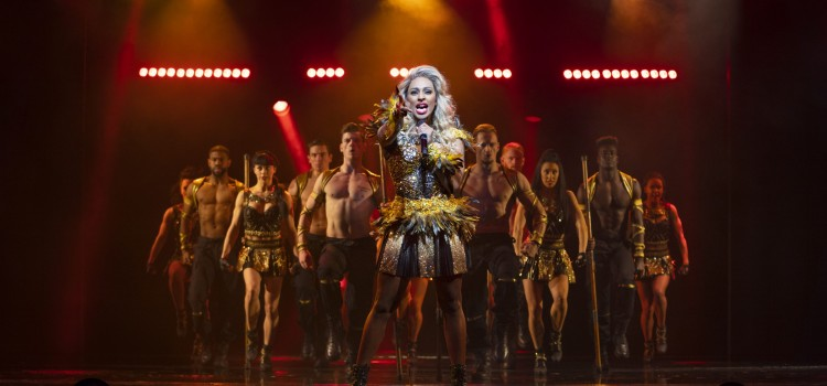 THE BODYGUARD – THE SMASH HIT MUSICAL