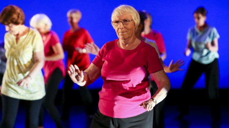 OVER 55'S DANCE CLASSES