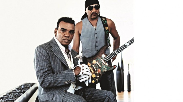 THE ISLEY BROTHERS 60TH UK TOUR