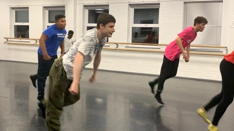 DANCE ARTIST DESIGNS CHRISTMAS SHOWCASE