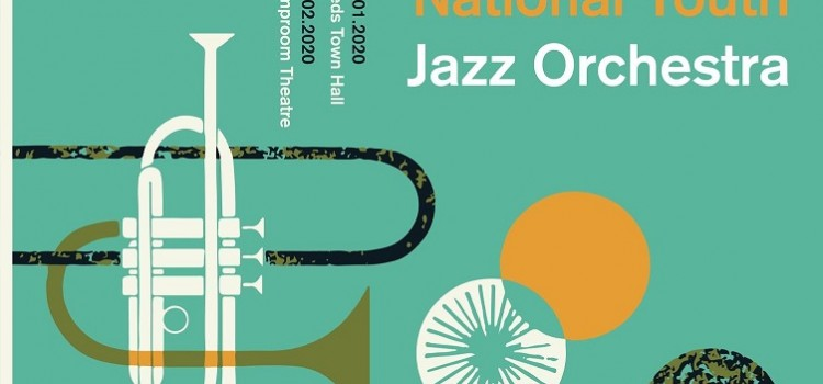 NATIONAL YOUTH JAZZ ORCHESTRA @LEEDS TOWN HALL