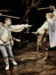 THE THREE MUSKETEERS – A COMEDY ADVENTURE