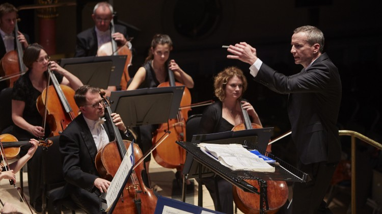 CONDUCTORS COMPETITION RETURNS TO UK