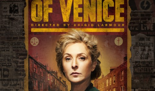 TRACY ANN OBERMAN PLAYS SHYLOCK