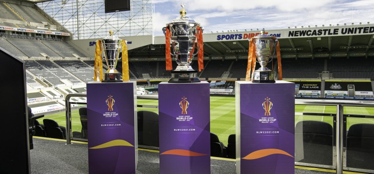 THE RUGBY LEAGUE WORLD CUP…..