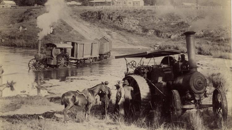 HIDDEN HISTORY OF LEEDS'S MAGNIFICENT MACHINES