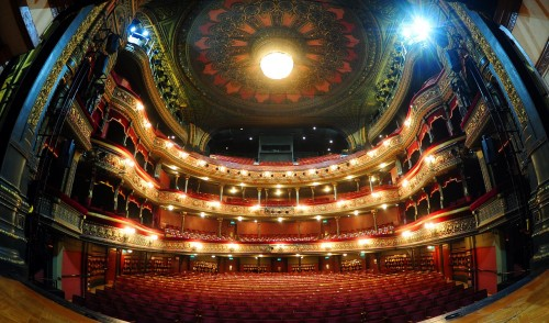 OPERA AND BALLET TO RETURN TO THE GRAND