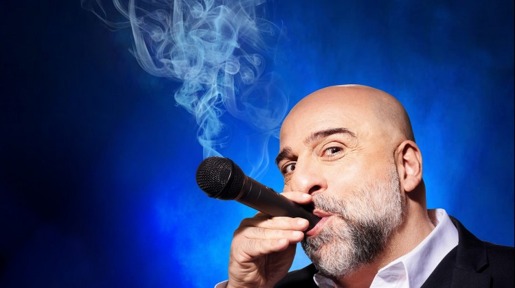 GREAT COMEDY COMES TO ST.GEORGE'S HALL