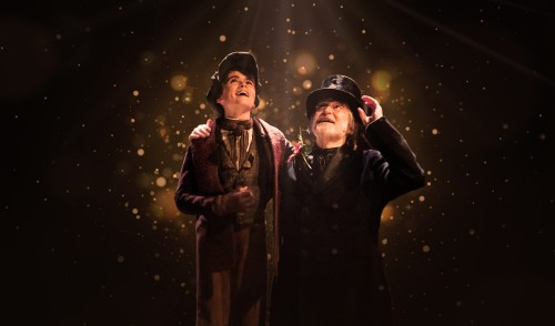 A CHRISTMAS CAROL A NEW RETELLING….