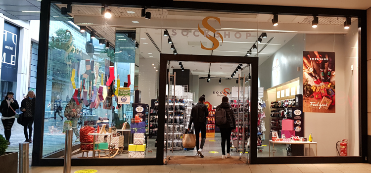 SOCKSHOP ANNOUNCES NEW STORE OPENING