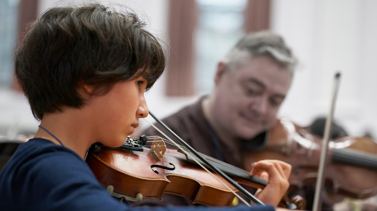 THE ORCHESTRAL ACADEMY ONLINE