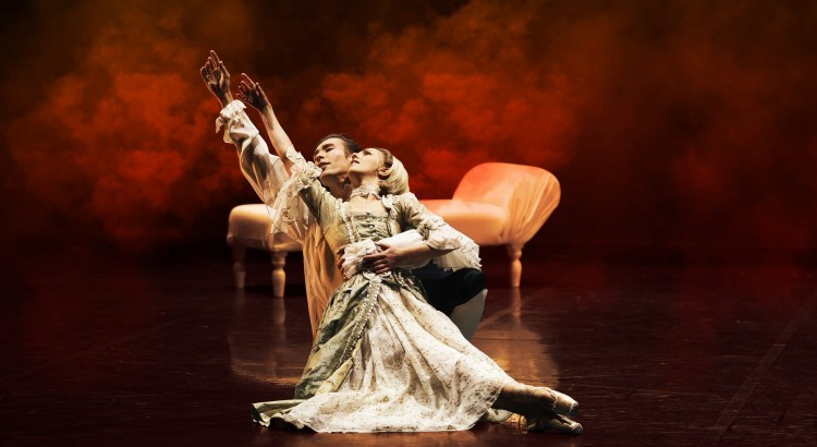 NORTHERN BALLET RETURNS TO TOURING