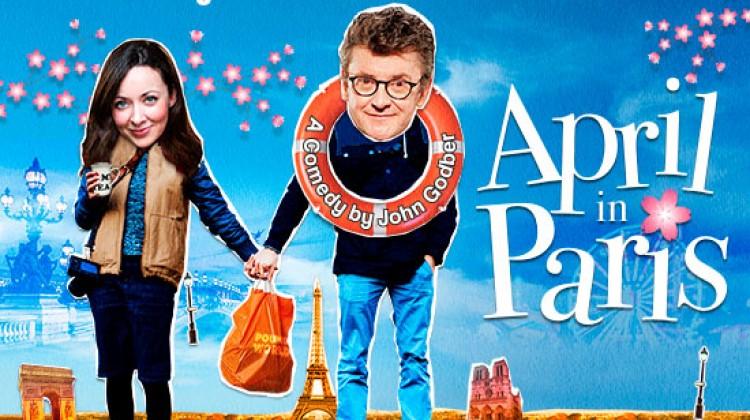 ITS APRIL IN PARIS…..