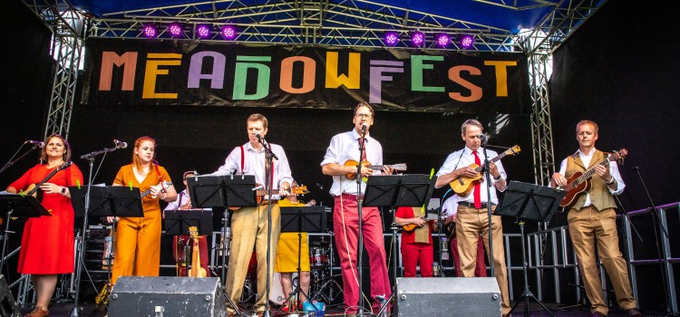MEADOWFEST – THE FAMILY FRIENDLY FESTIVAL