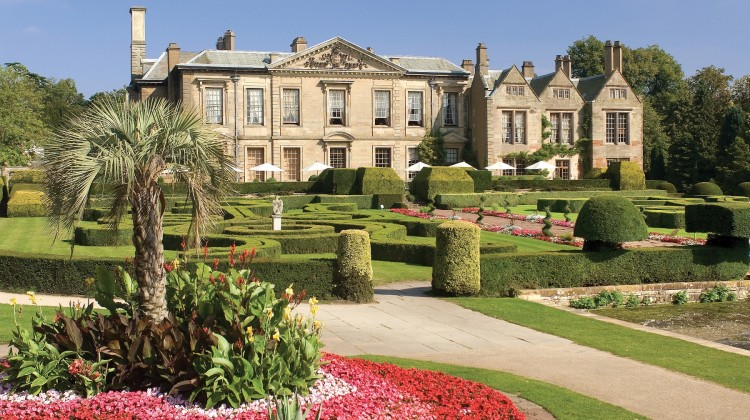 THE HISTORIC COOMBE ABBEY –