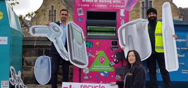 RECYCLE YOUR ELECTRICALS CAMPAIGN LAUNCHED