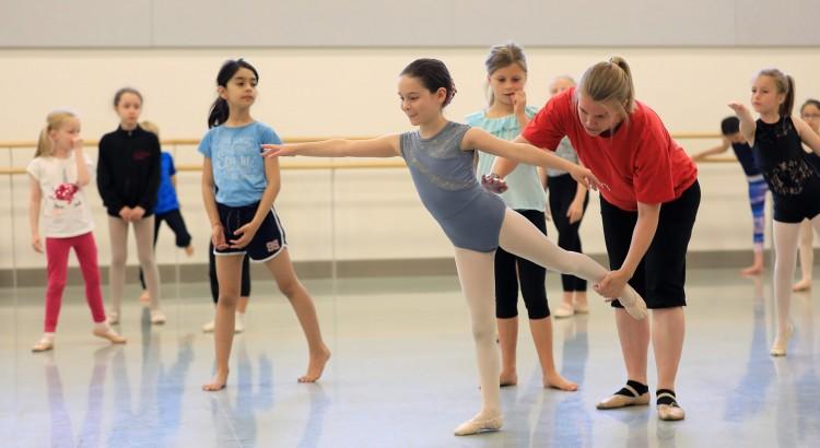 DANCE TAKES OVER LEEDS …..