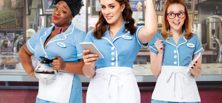 WAITRESS SERVICE COMES TO LEEDS GRAND