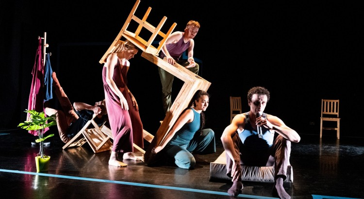 NEW CONTEMPORARY DANCE PRODUCTION BY HUMANOOVE DANCE COMPANY